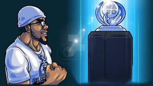 Commission for Platinum Godfather