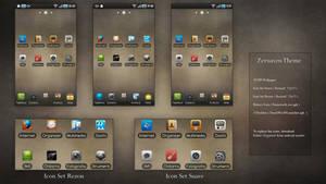 Zeruaven Theme SamsungGalaxyS