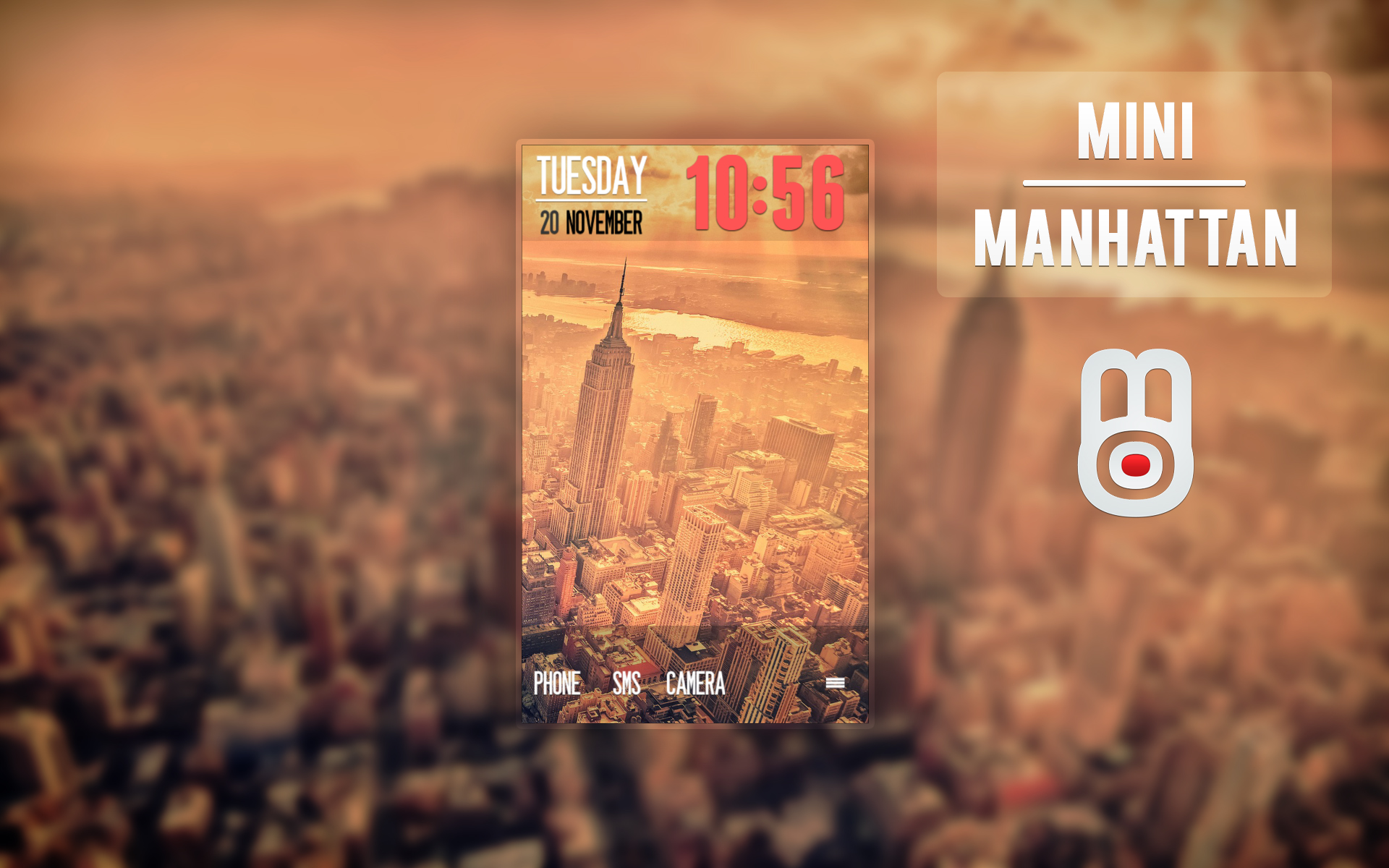 Mini Manhattan Theme by 8168055