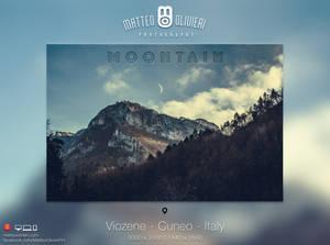 Moontain - 4K Wallpaper - Landscape