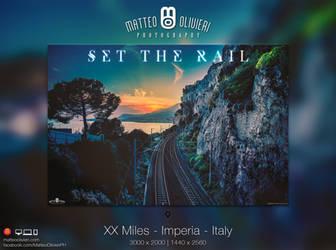 Set The Rail - 4K Wallpaper - Landscape by 8168055