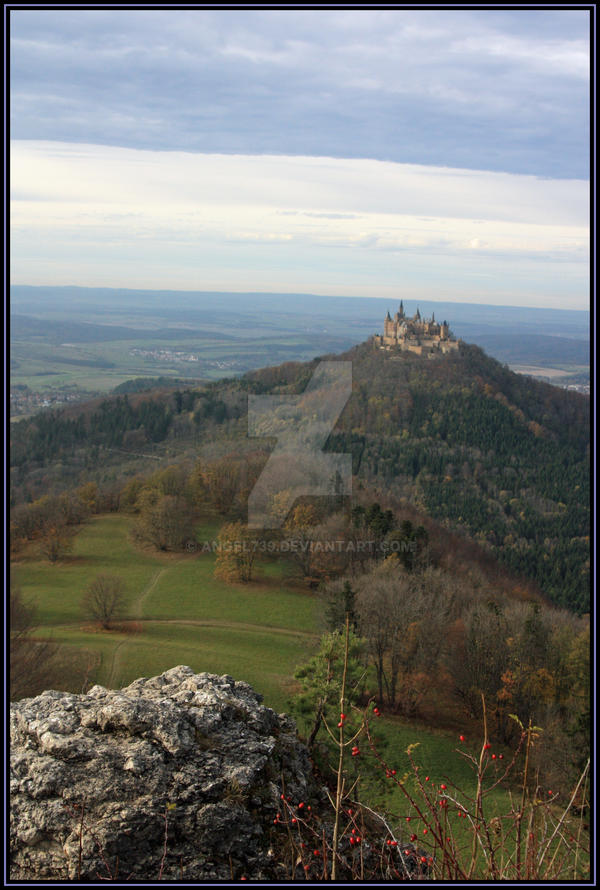 Hohenzollern II by angel739