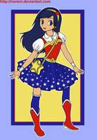 Wonder Woman Loli