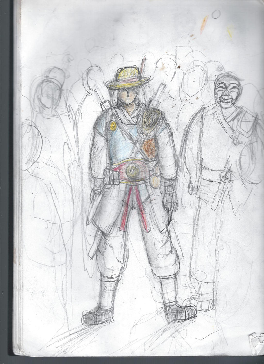 Assassin S Creed Korea By Sangbum60090 On Deviantart