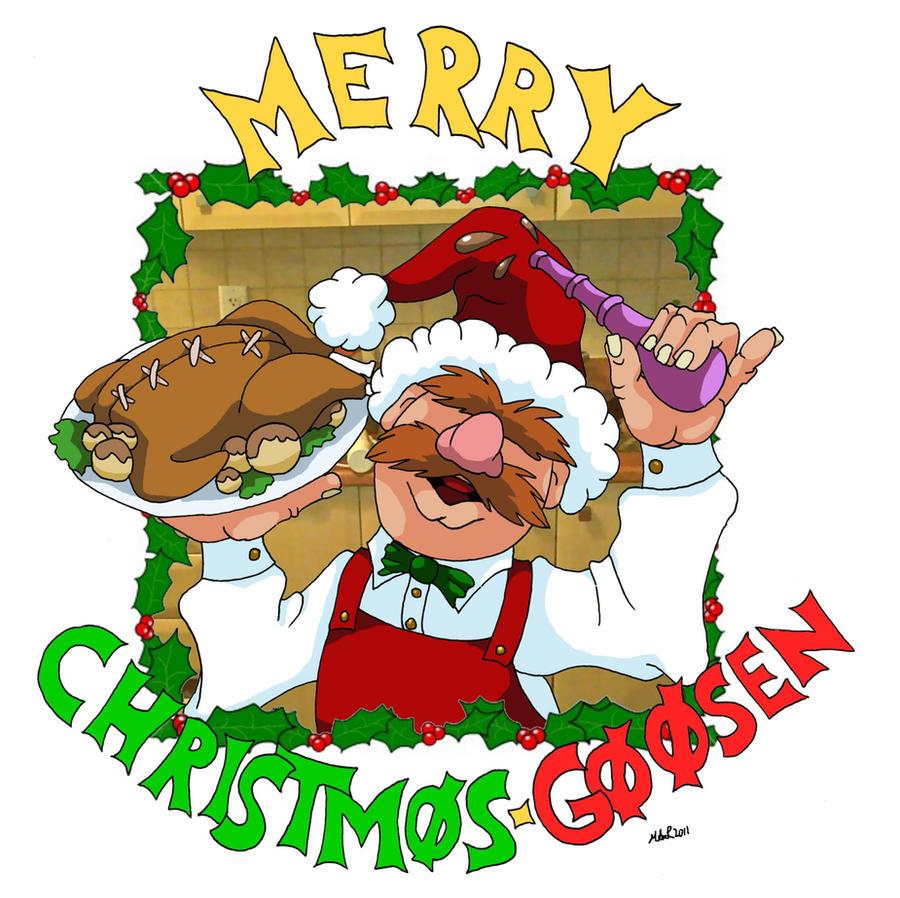 2011 Swedish Chef Christmas by RaptaMentis