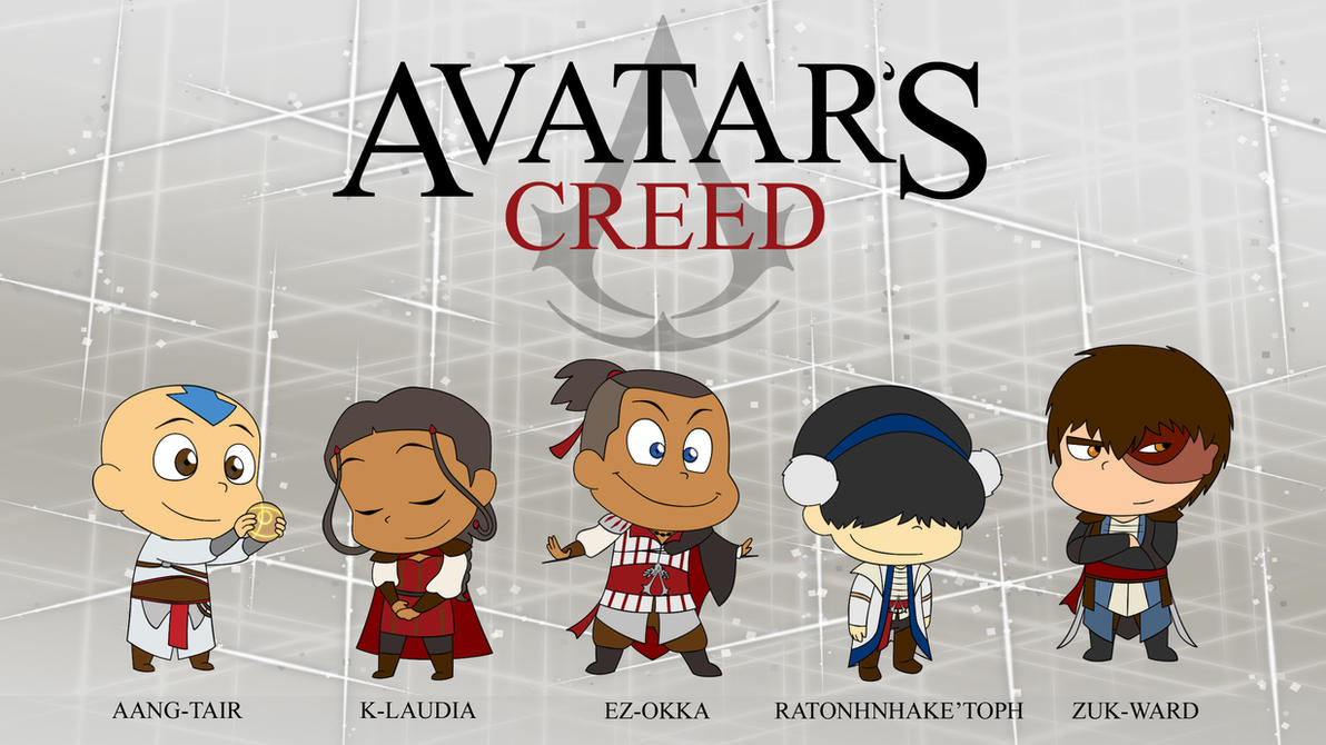 Avatars Creed by venonsting
