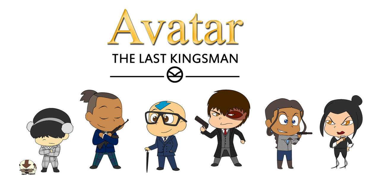 Avatar: The Last Kingsman by venonsting