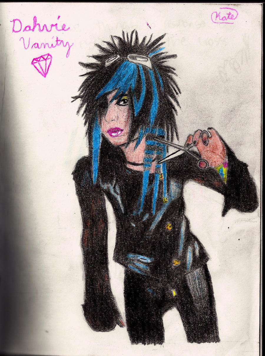 Jessi slaughter and dahvie vanity