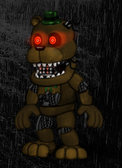 Ignited CircusFred by CircusFredBear2004