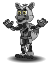 Funtime BloodFang by CircusFredBear2004
