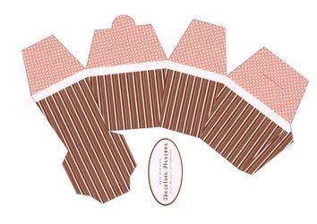 Chocolate pleasure template by Jolievin