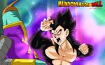 Black Gohan derrota la defensa de Zenosama