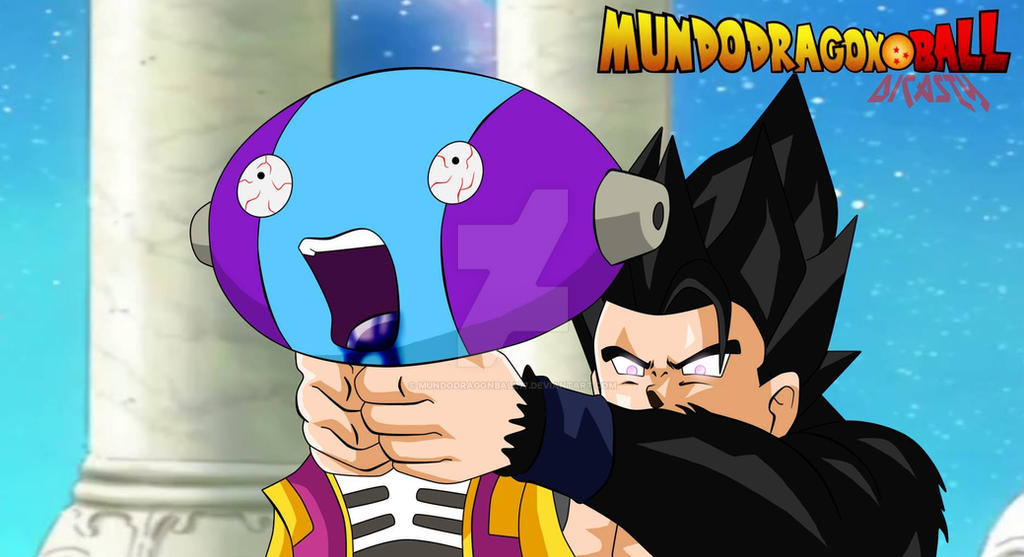 El poder De Black Gohan by MundoDragonBall77