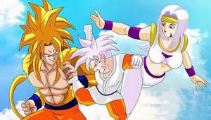 Goku Kinoto y Nean