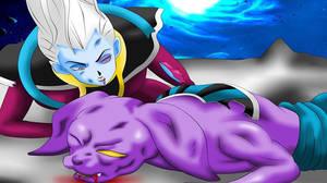 Goku vs los 12 dioses de la destruccion