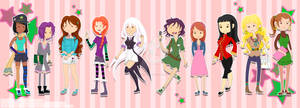 AMOUR SUCRE: GIRLS AS + ADVENTURE TIME