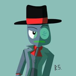 Black Hat [VILLAINOUS' CHARACTER]