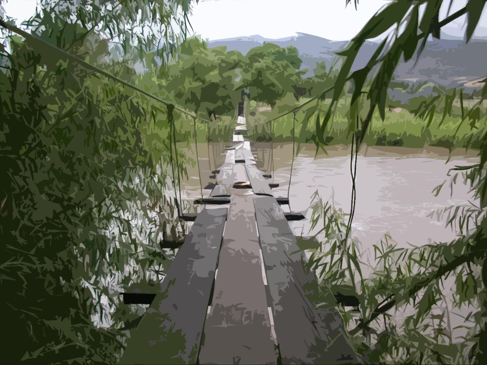 Rope Bridge by CellLogic