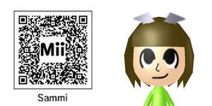 Mario Tennis GBC: Sammi Mii