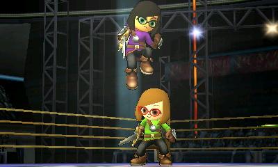 Light vs Dark: Battle of the Nikki's by Duskus