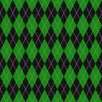 Argyle Knit