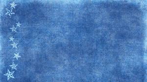 Background- Blue Stars