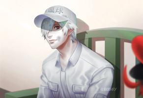 White Blood Cell by Boosify