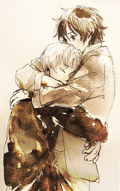 hug by b-snippet