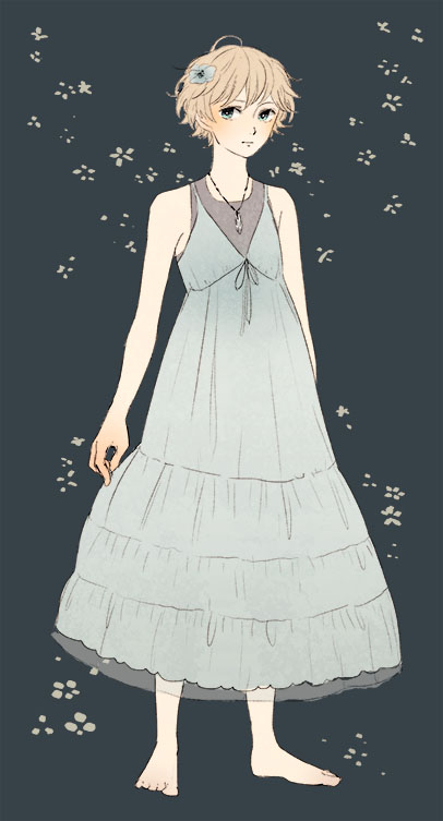 summer dress by b-snippet