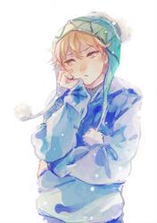 Yukine by b-snippet
