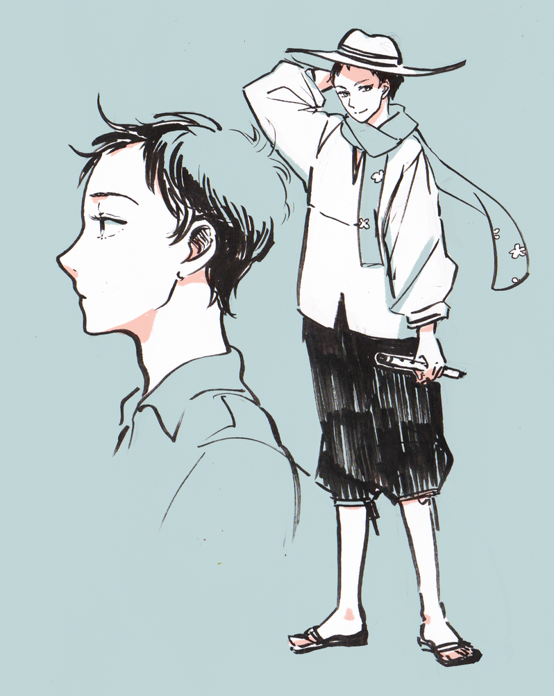 Minoru by b-snippet
