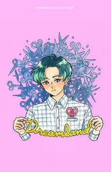 Dreamland: Watercolor Artbook