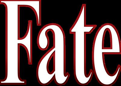 Fate/Stay Night Logo by ShojiAmasawa