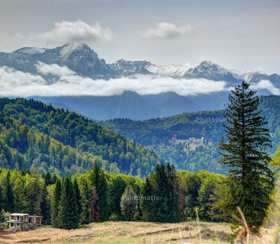 Bucegi national park by lumixdmc850