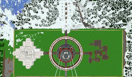 Nova Mundi Spawn (Spawn Area)