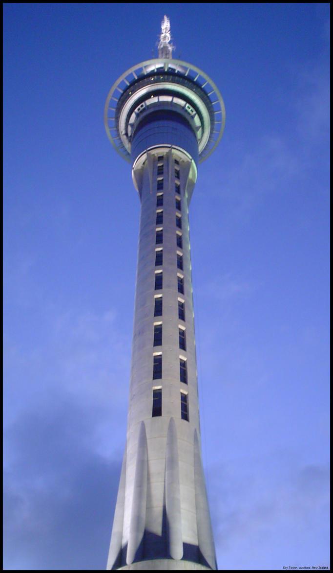 Sky Tower NZ by cissma