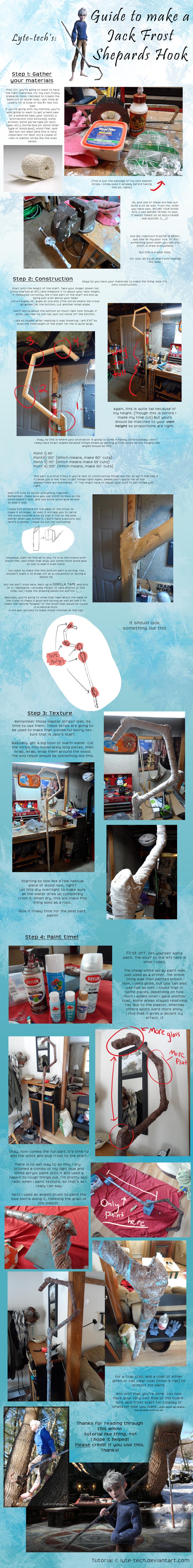 Jack Frost Staff Tutorial by Lyte-tech