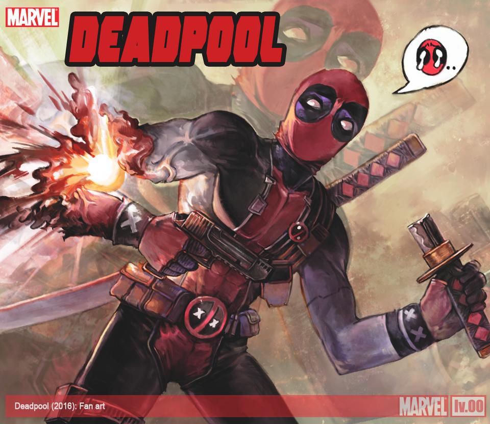 Deadpool by duckbanks