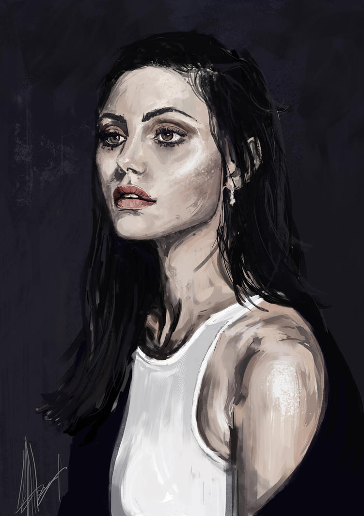 Phoebe Tonkin by Irishmellow
