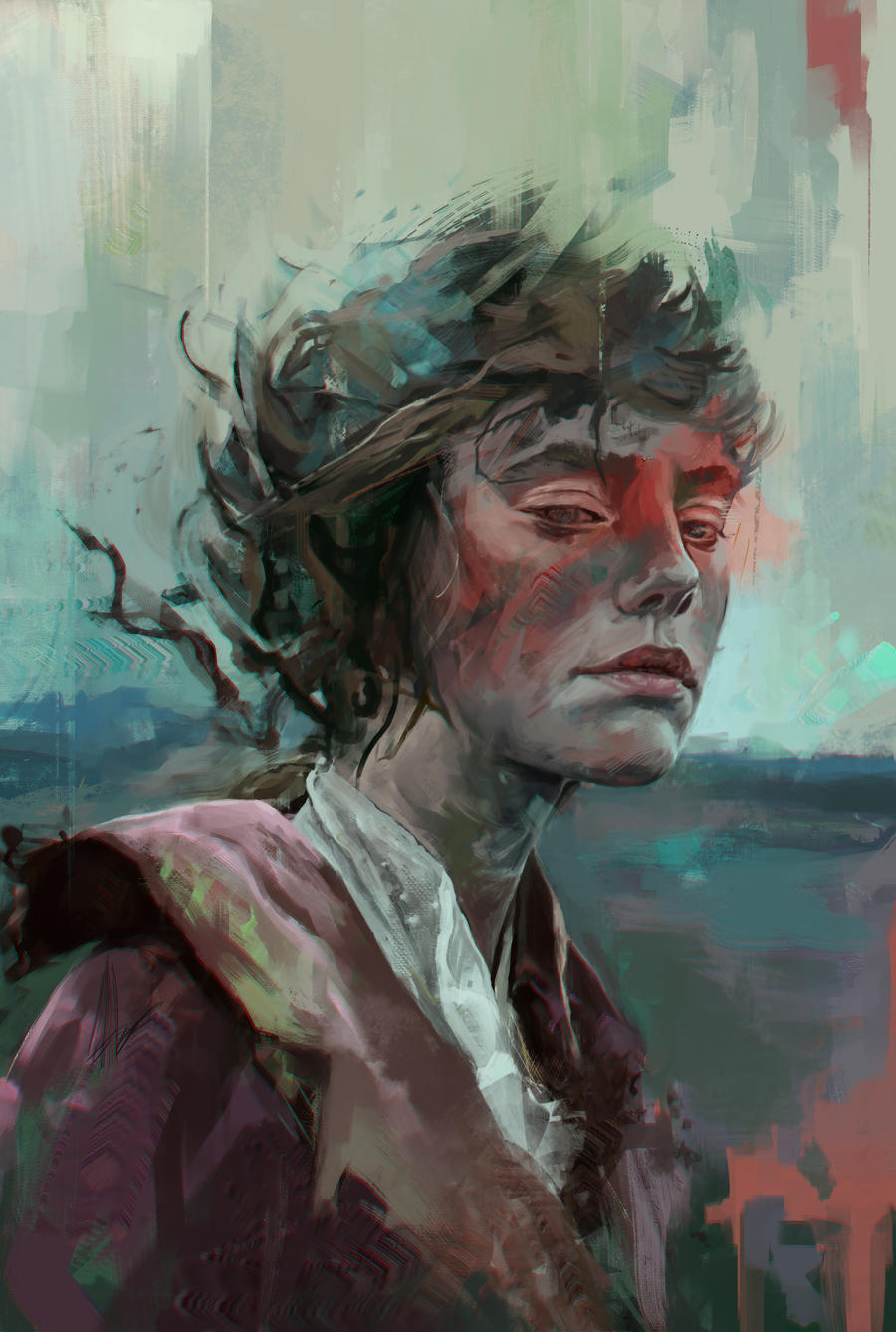 Wuthering Heights Study
