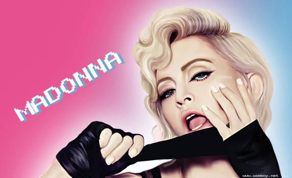 Madonna 'Hard Candy'
