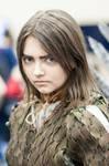 A girl is Arya Stark