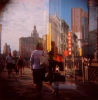 NY Holga by For-W-Art