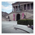 Alte National by For-W-Art