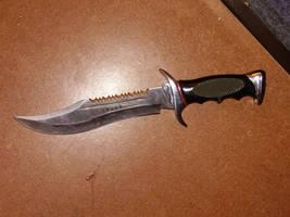 Deadly knife