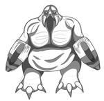 Doom fanart- Mancubus