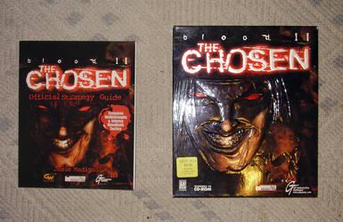 Blood II the chosen by MechanicalFirefly