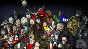 Gamer's wallpaper