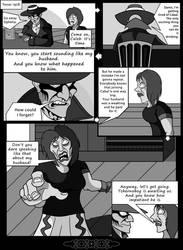 Blood comic- Page 1 by MechanicalFirefly