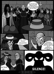 Blood comic- Page 3 by MechanicalFirefly